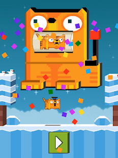 Crossy Cat: Road to Fishland- screenshot thumbnail