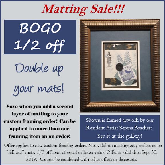 Matting Sale