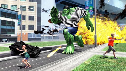 Incredible Monster Hero: Russian Army Prison Break 1.0 screenshots 1