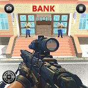 Extreme Bank Robbery