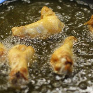Honey Dijon Chicken Drummettes.