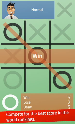 Tic-tac-toe modavailable screenshots 1