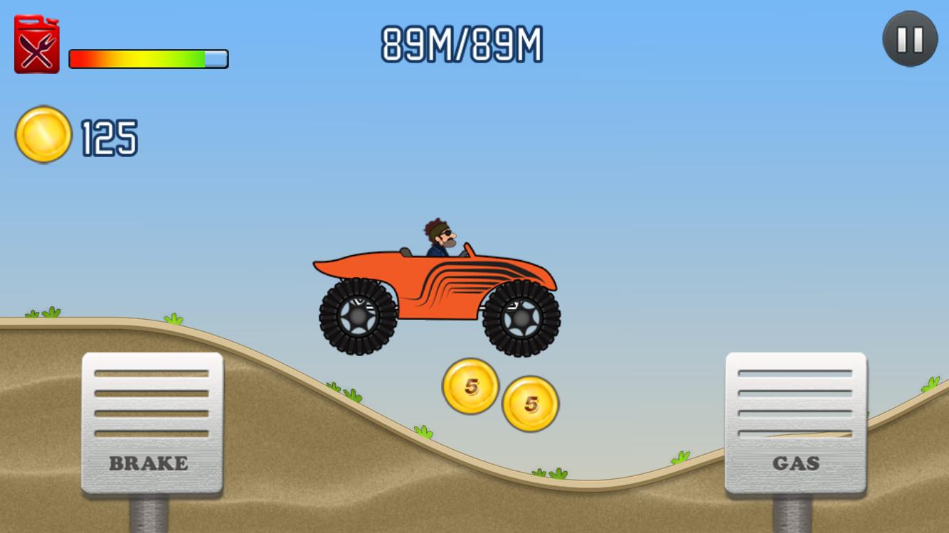Mountain climb offroad legends screenshot