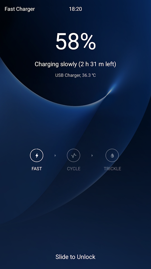 Fast Charging(Speed up)- screenshot