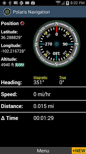 Polaris Navigation GPS screenshot 10