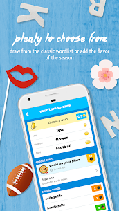 Draw Something MOD Apk (unlimited effects) 3