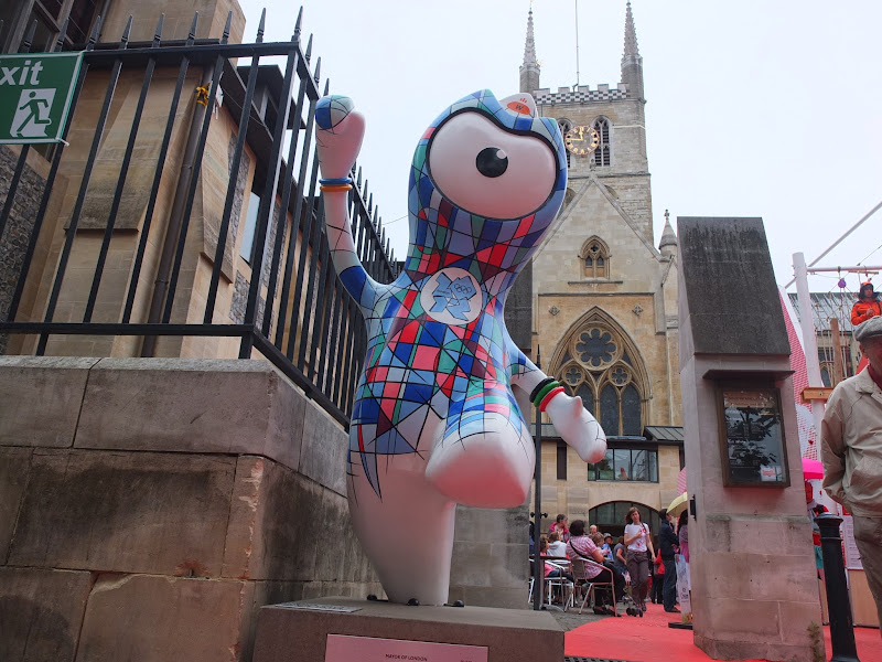Photo: Cathedral Wenlock