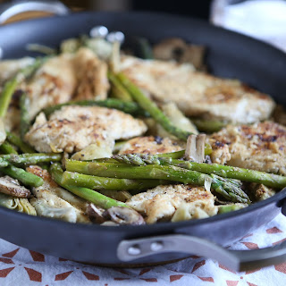 Chicken With Artichokes And Mushrooms Low Calorie Recipes