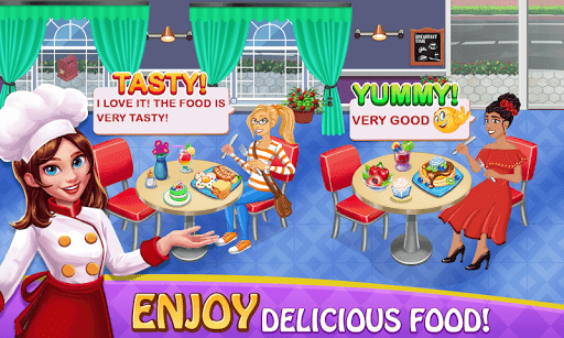 Cooking Delight Cafe- Tasty Chef Restaurant Games 1.6 screenshots 11