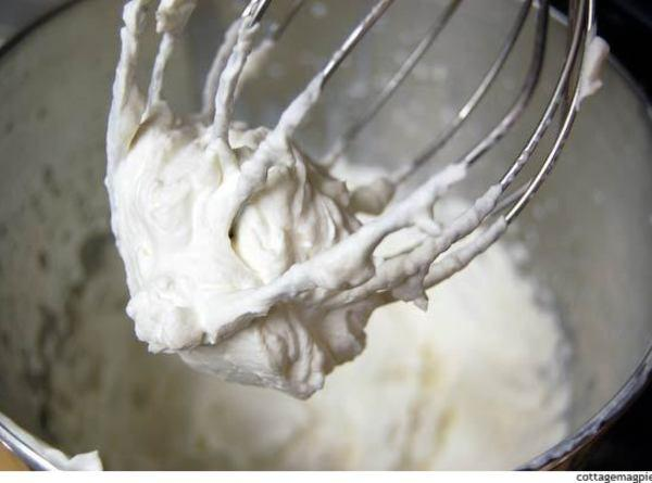 WHIPPED CREAM:In large bowl with electric mixer, beat heavy cream, powdered sugar, and vanilla...