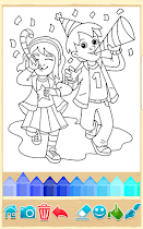 Coloring Pages - screenshot thumbnail 08