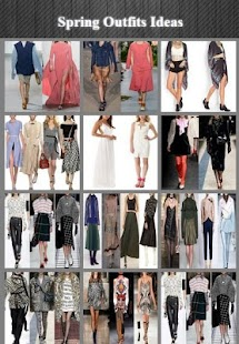 Spring Outfits Ideas - náhled
