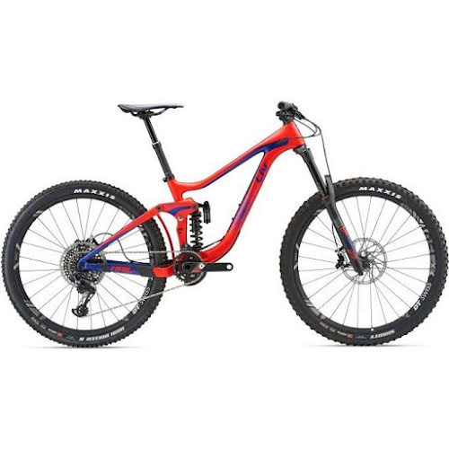 Liv By Giant 2018 Hail Advanced 0 Mountain Bike
