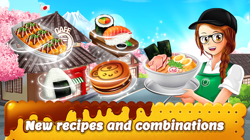 Cafe Panic: Cooking Restaurant screenshots 1
