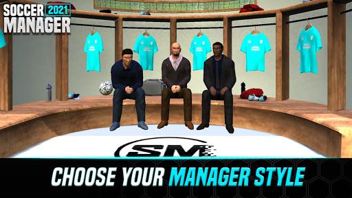 Soccer Manager 2021 screenshot 5