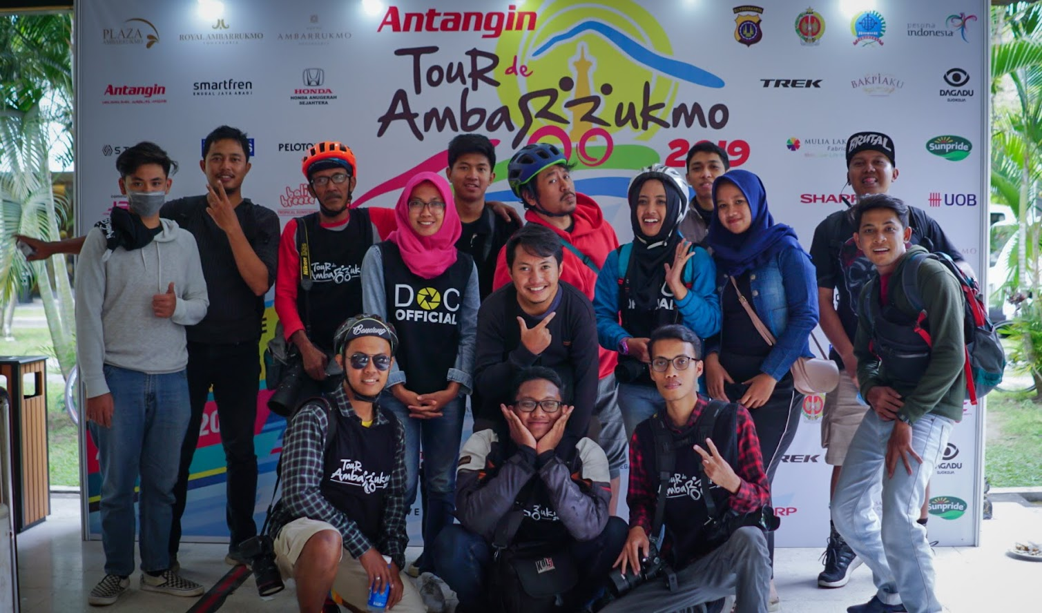 Fotografer Tour de Ambarrukmo 2019