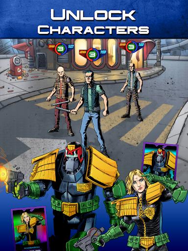 Judge Dredd: Crime Files filehippodl screenshot 5