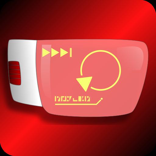 Scouter Power Glasses (app)