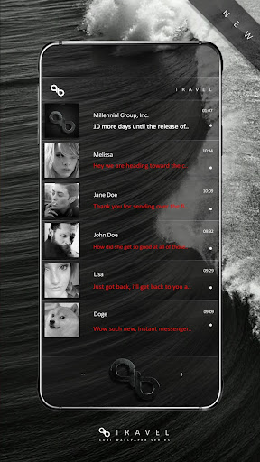Travel QB Messenger screenshot 7