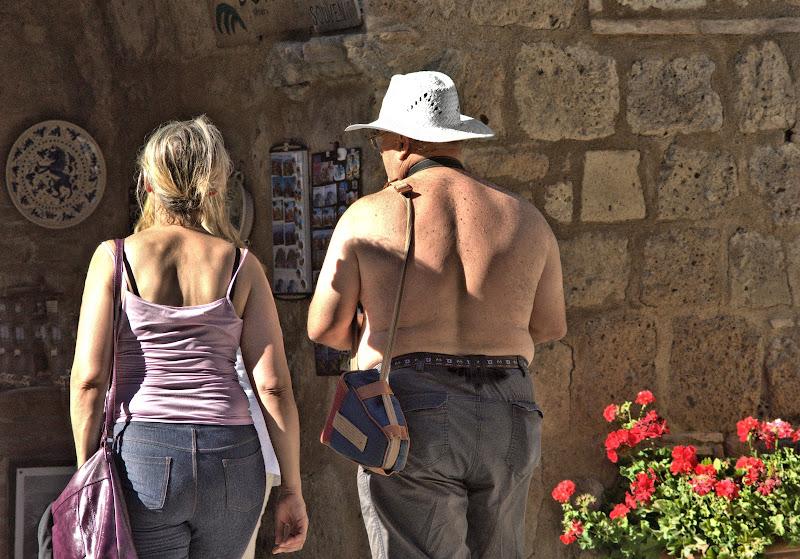 turista di ruggeri alessandro