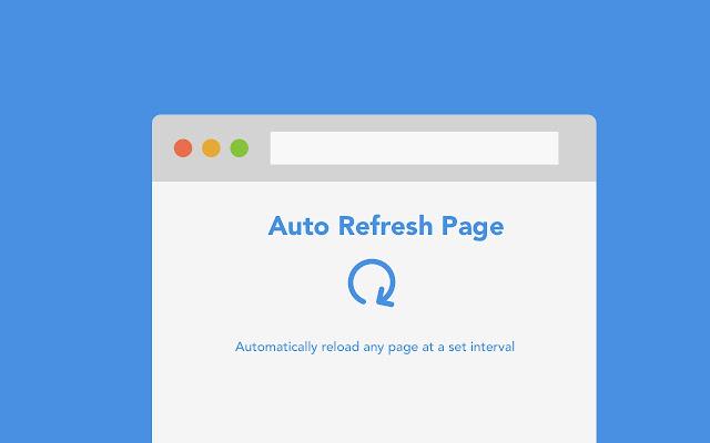 Auto Refresh Page