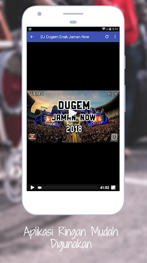 DJ Dugem Terbaru House Remix 2018 OFFLINE 1.0 screenshots 4