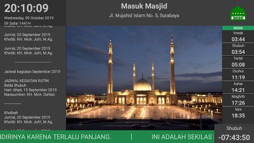 Masuk Masjid TV screenshot 1