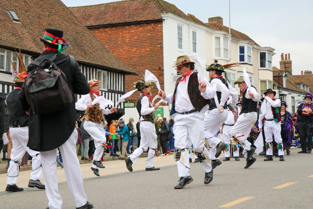 Tenterden Folk Festival photos 2019