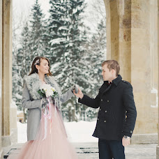 Wedding photographer Yuliya Rybalkina (julymorning). Photo of 20.02.2018
