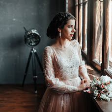 Wedding photographer Sergey Danilin (DanilinFoto). Photo of 17.11.2018