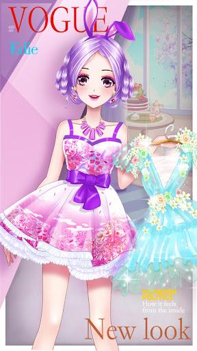 ud83dudc57ud83dudc84Anime Girl Dress Up  screenshots 7