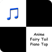 Piano Tap - Anime Fairy Tail