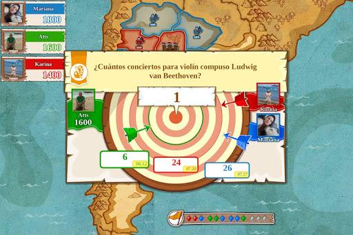 Triviador Argentina screenshot 5