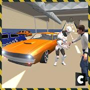 Car Robot Valet Mall Parking