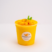 Mango Gelato (1 Litre)