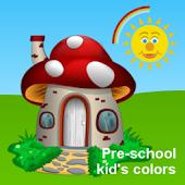 Preschool kid's colors Free
