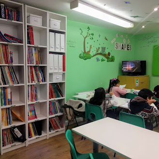 tutoring classroom at top marks tuition centre