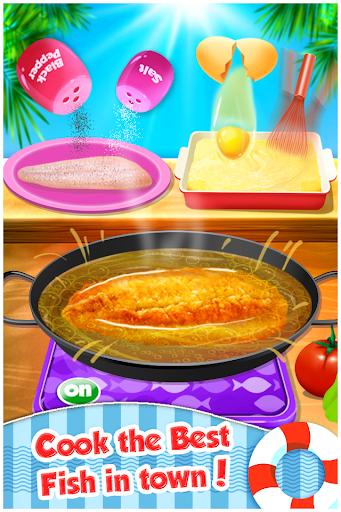 Fish N Chips - Kids Cooking Game filehippodl screenshot 1