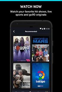 App go90 - Stream TV & Live Sports APK for Windows Phone