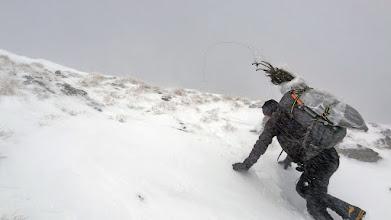 Photo: Jedini način uspona na vrh u ovakvim uvjetima