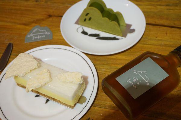 『海丘法式甜點工作室』~神農街日式文青的法式甜點