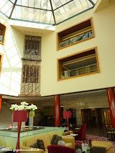 Photo: #002-La reception de l'Hilton Beijing