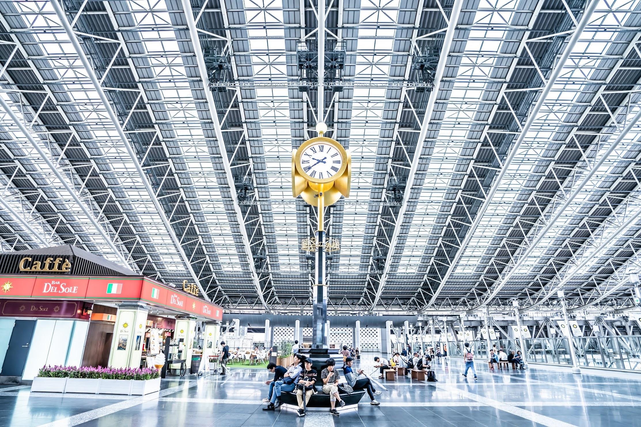 Osaka Station City Toki-no-hiroba Plaza1