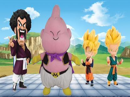 Tải Super Goku Saiyan Hero Games APK