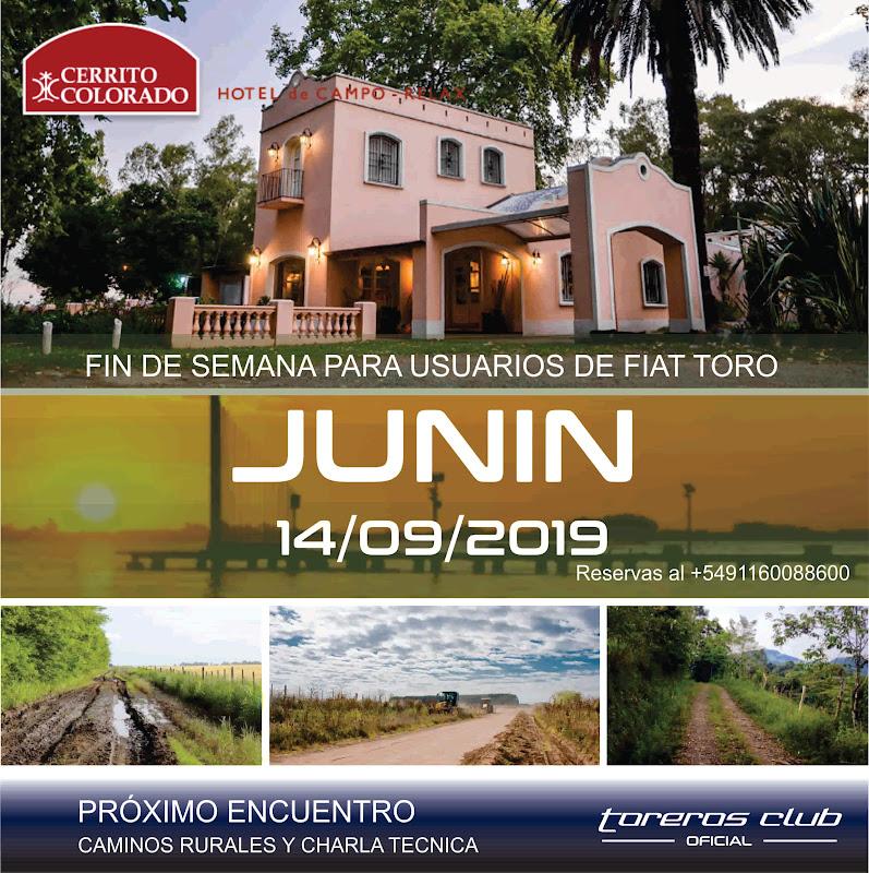 Junin 2019 - Encuentro de Fiat Toro