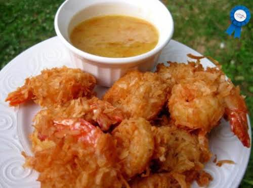 "Coconut Beer Shrimp With Sweet and Tangy Sauce ""I wasn't sure it..."