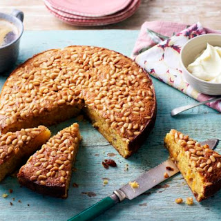 Gluten-Free Venetian Carrot Cake Recipe