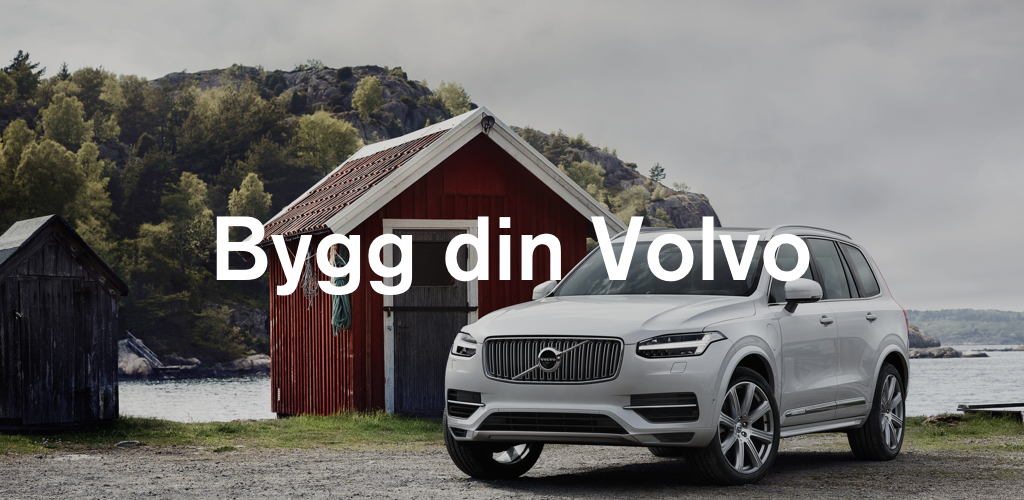 bygg volvo v60 cross country