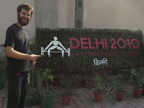 Photo: 9. Delhi 2010 - XIX Commonwealth Games