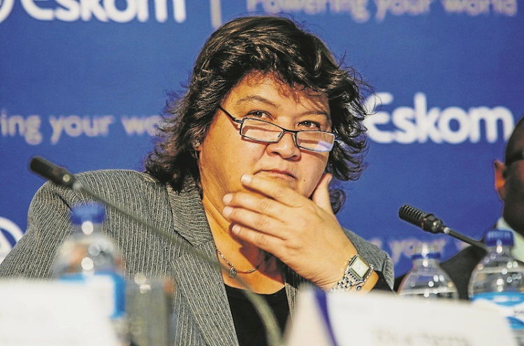 Lynne Brown. Picture: SUNDAY TIMES